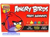 Angry Birds Fruit Gummies - red Box