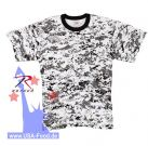 Herren T-Shirt / Digital City Camo