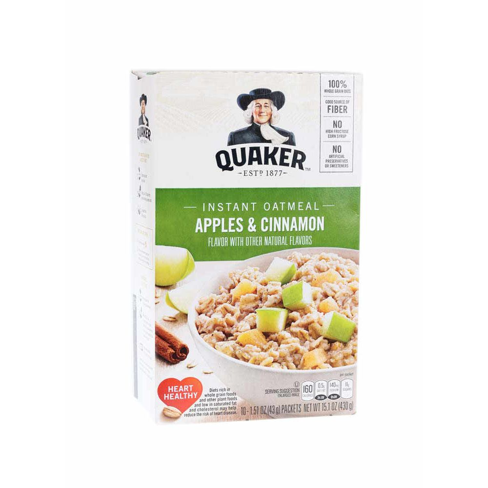 how to make quaker instant oatmeal