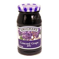 SMUCKERS Concord Grape Jelly, Trauben-Jelly 340g