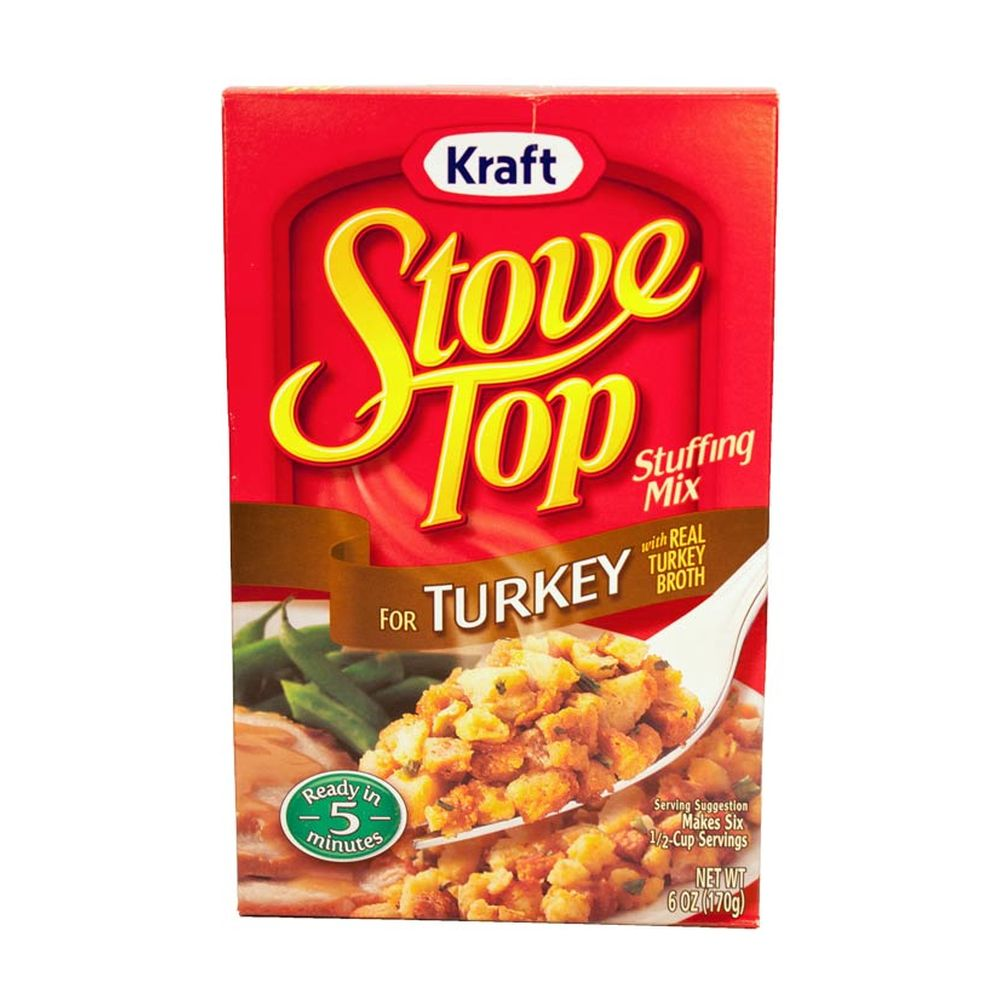 Kraft Stove Top Stuffing Mix for Turkey