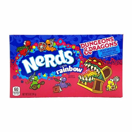 Nestle Rainbow Nerds - 141,7 g