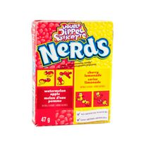 Wonka Nerds Double Dipped / Lemonade Wild Cherry - Apple...