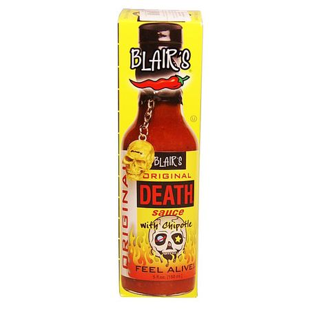 Blairs Original Death Sauce, HOT