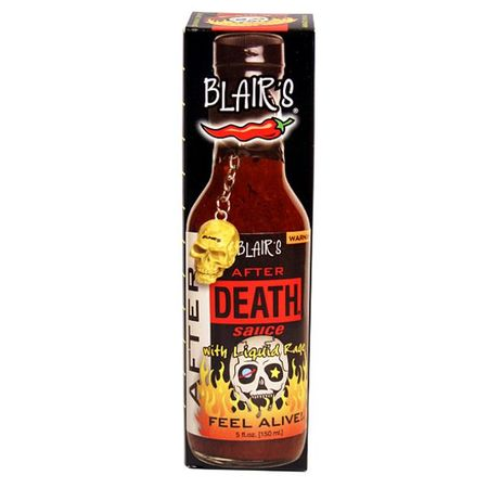 Blairs After Death Sauce, XXX HOT