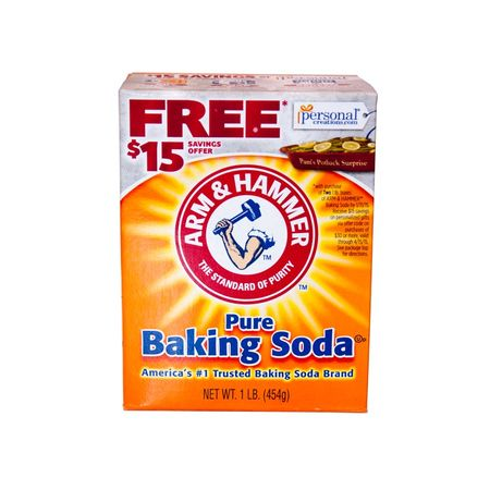 454g Arm and Hammer - Pure Baking Soda