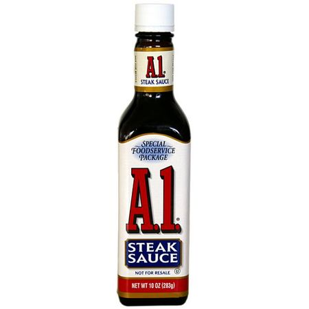 A1 Steak Sauce, Grillsauce, USA -283g-