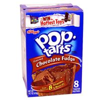 1x8 Kelloggs PopTarts, Frosted Chocolate Fudge (MHD...
