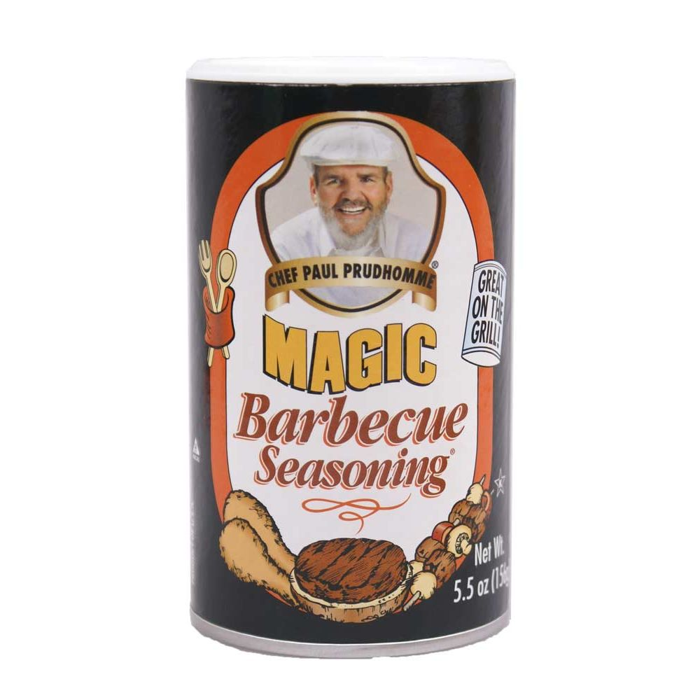 Gewürz Magic Barbecue Seasoning, Chef Paul Prudhomme, USA - 156g