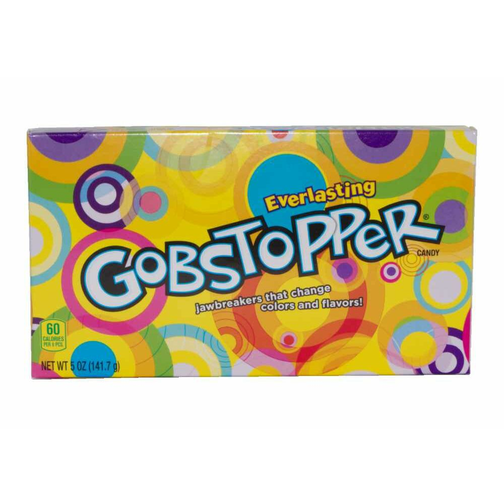 Wonka Gobstopper Theater- 141,7 g