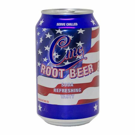 Carters Root Beer, UK Import 330ml