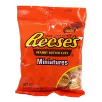 Hersheys Reeses Peanut Butter Cups Miniatures 150g