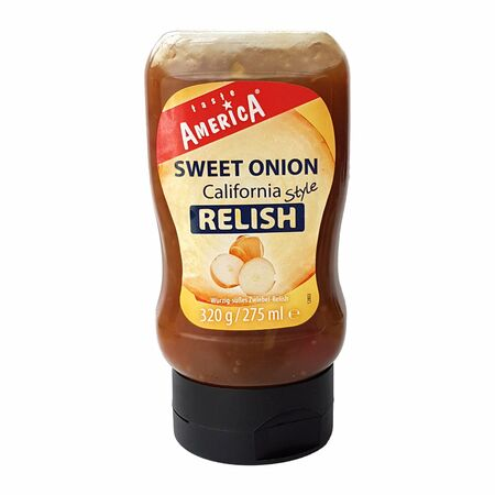 French´s Californian Sweet Onion Relish, 320g
