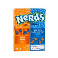 Nerds Wildberry & Peach 46,7g