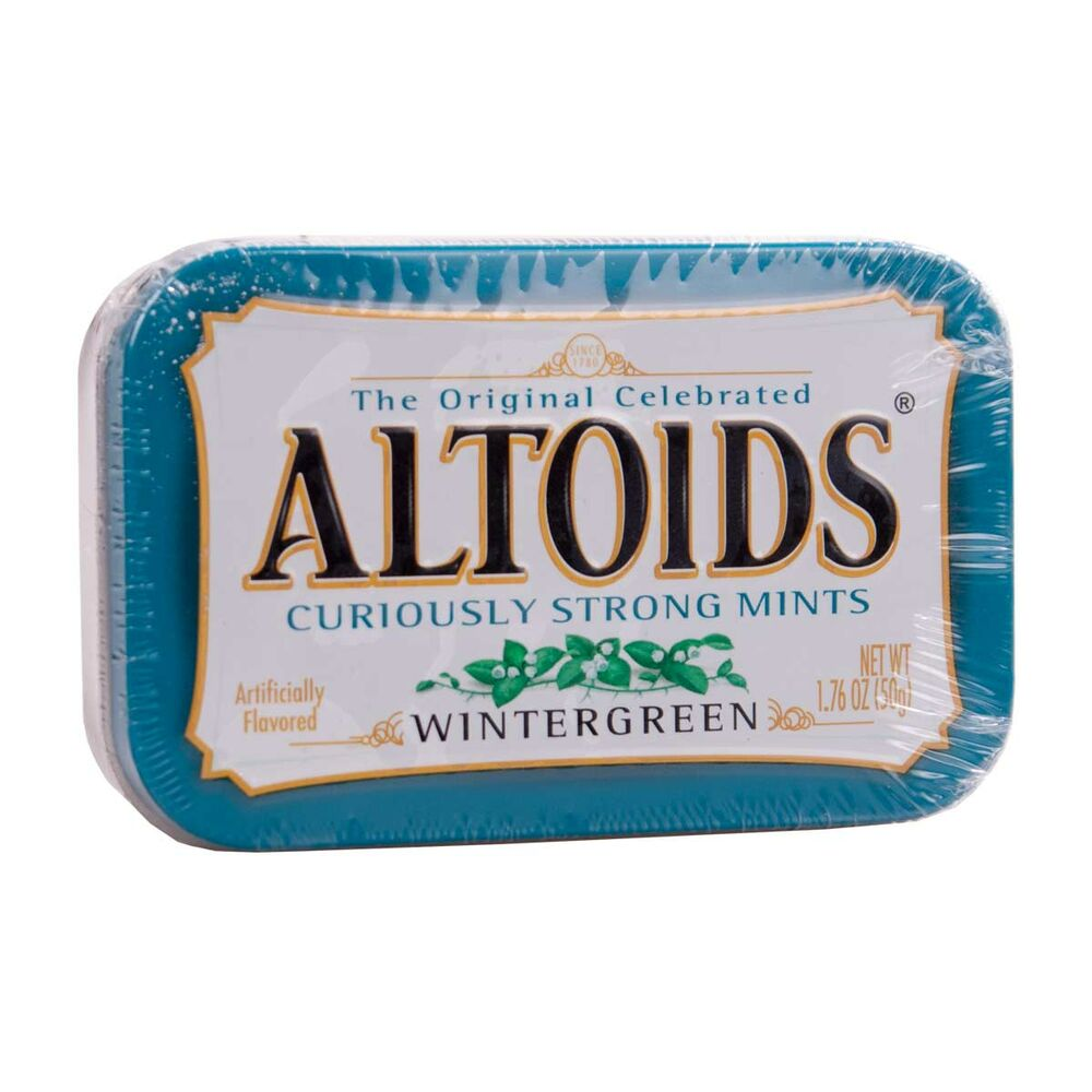 Altoids Wintergreen 1.76 oz (50g)