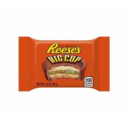 Reeses Big Cup, Peanut Butter Lovers Cup