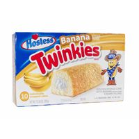 Hostess Twinkies mit Banana Creamy Filling (10 Stck.)