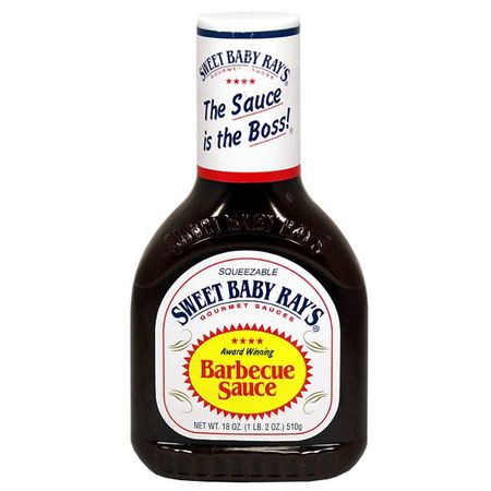 Sweet Baby Rays Original, Barbecue Sauce Grillsauce