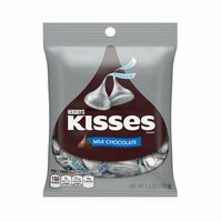 Hersheys Kisses Classic Milk Chocolate, Big Bag 150g