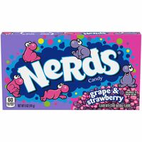 Nerds Grape & Strawberry Theater Box, 141,7