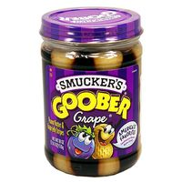 Smuckers Goober Grape - Peanut Butter Erdnussbutter &...