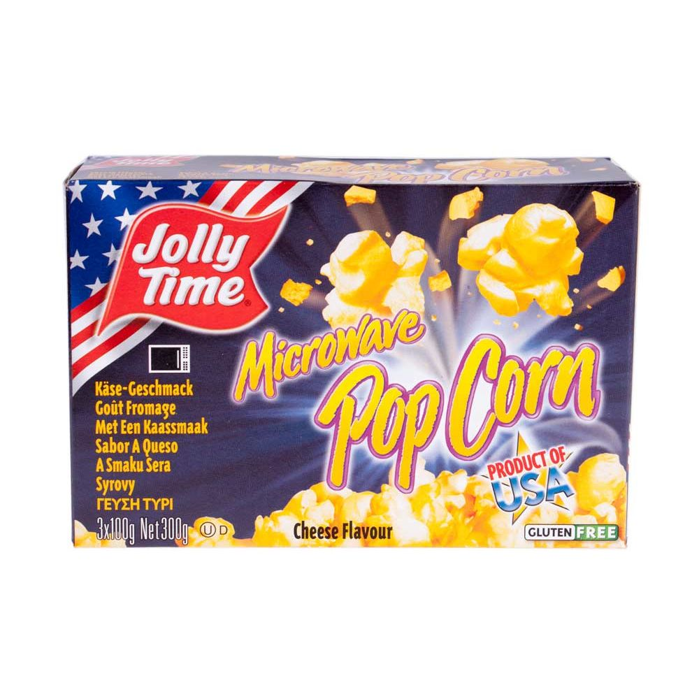Jolly Time Mikrowellen Popcorn mit Käsearoma