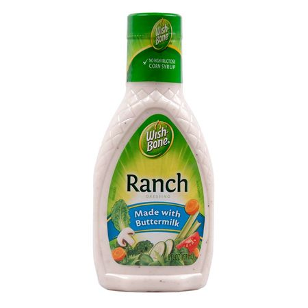 Wishbone Ranch Dressing, 237ml