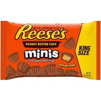 70g Reeses Peanut Butter Cups Minis