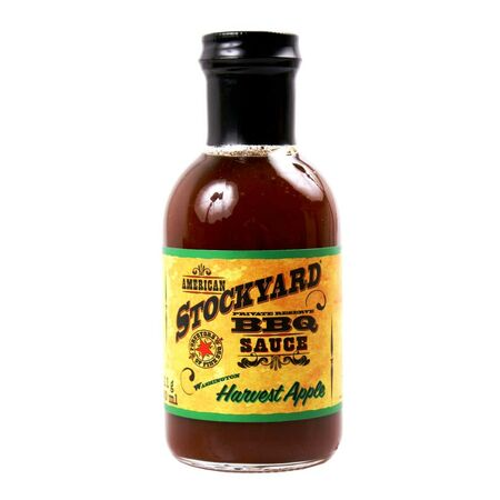 American Stockyard Harvest Apple, Grillsauce, BBQ Sauce...
