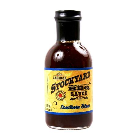 American Stockyard Southern Blues Grillsauce, BBQ Sauce...