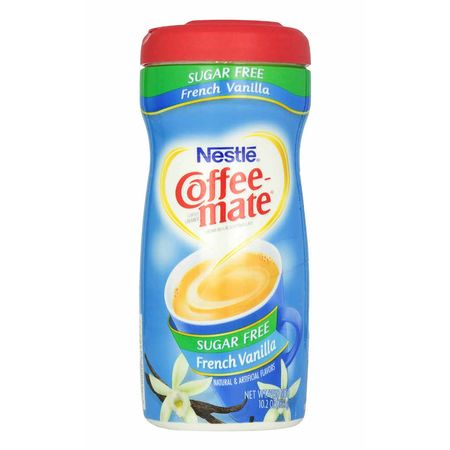 SUGAR FREE Nestlé Coffee-Mate French Vanilla Kaffeeweißer...