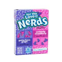 Wonka Nerds Grape & Strawberry