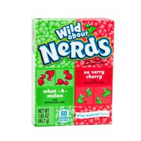 Wonka Nerds Watermelon & wild Cherry