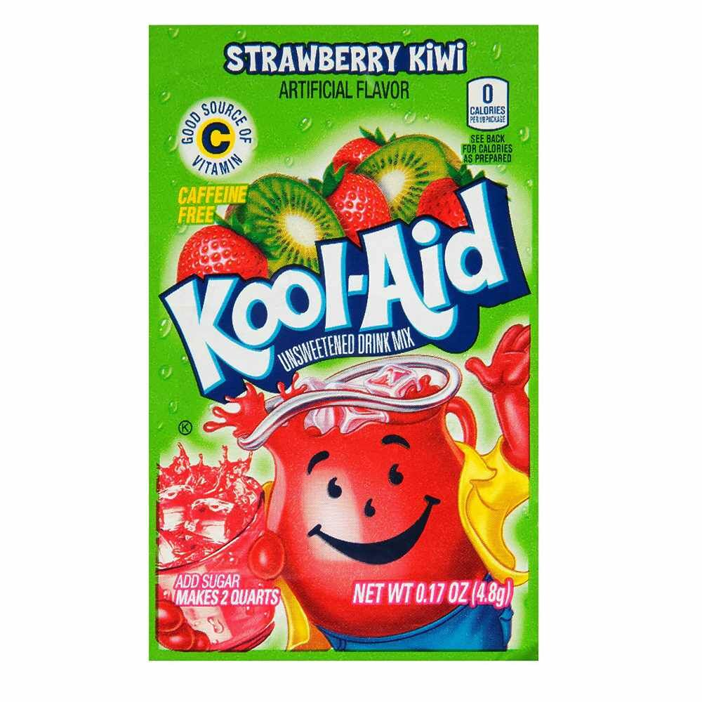 Kool Aid Strawberry Kiwi, Brausepulver