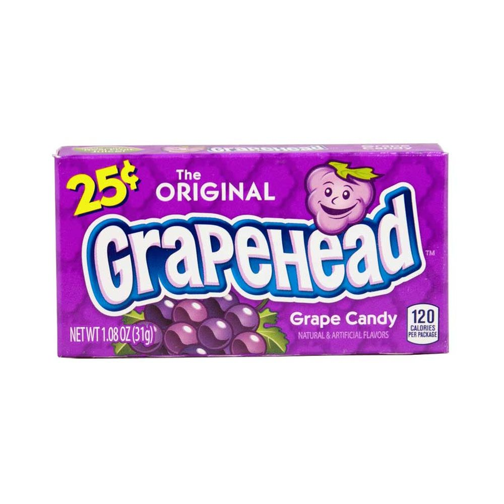 Ferrara Pan, Grapehead Candy