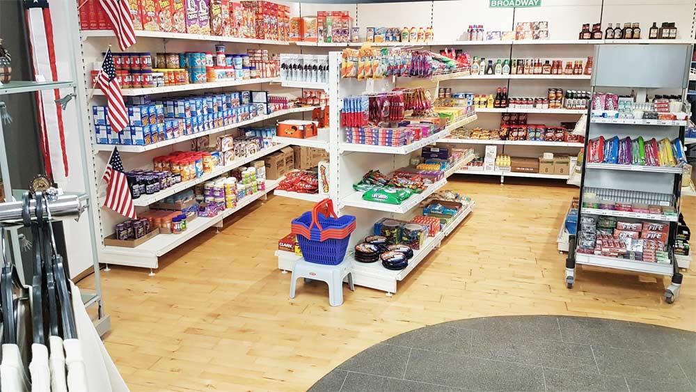 Amerikanischer Laden In Der Nähe Von München
